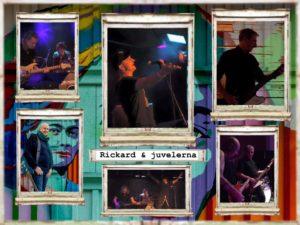 RICKARD & JUVELERNA Music Lovers´-paket